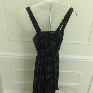 Unique New Orleans designer: pleated dress